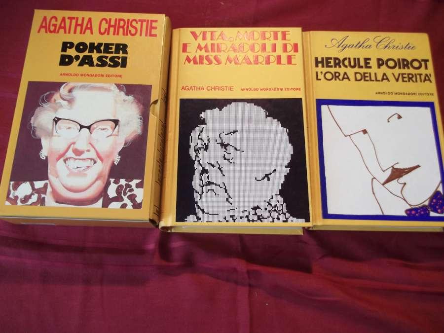 Agatha Christie/Miss Marple/Hercule Poirot