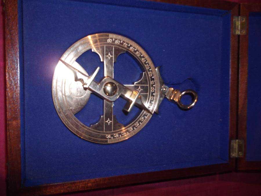 Astrolabio nautico - Sec. XVII°