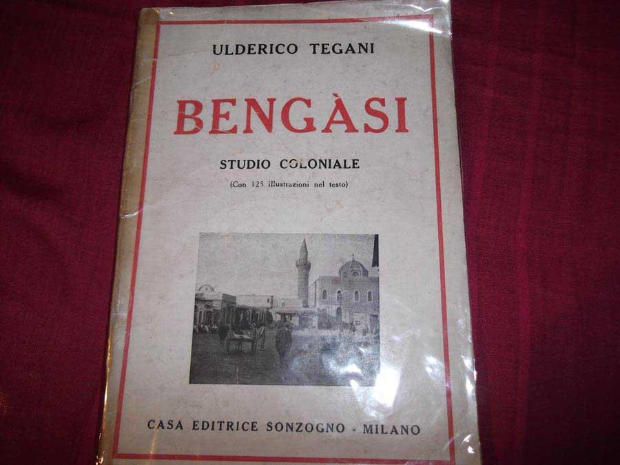 Bengasi - Studio coloniale di Ulderico Tegani