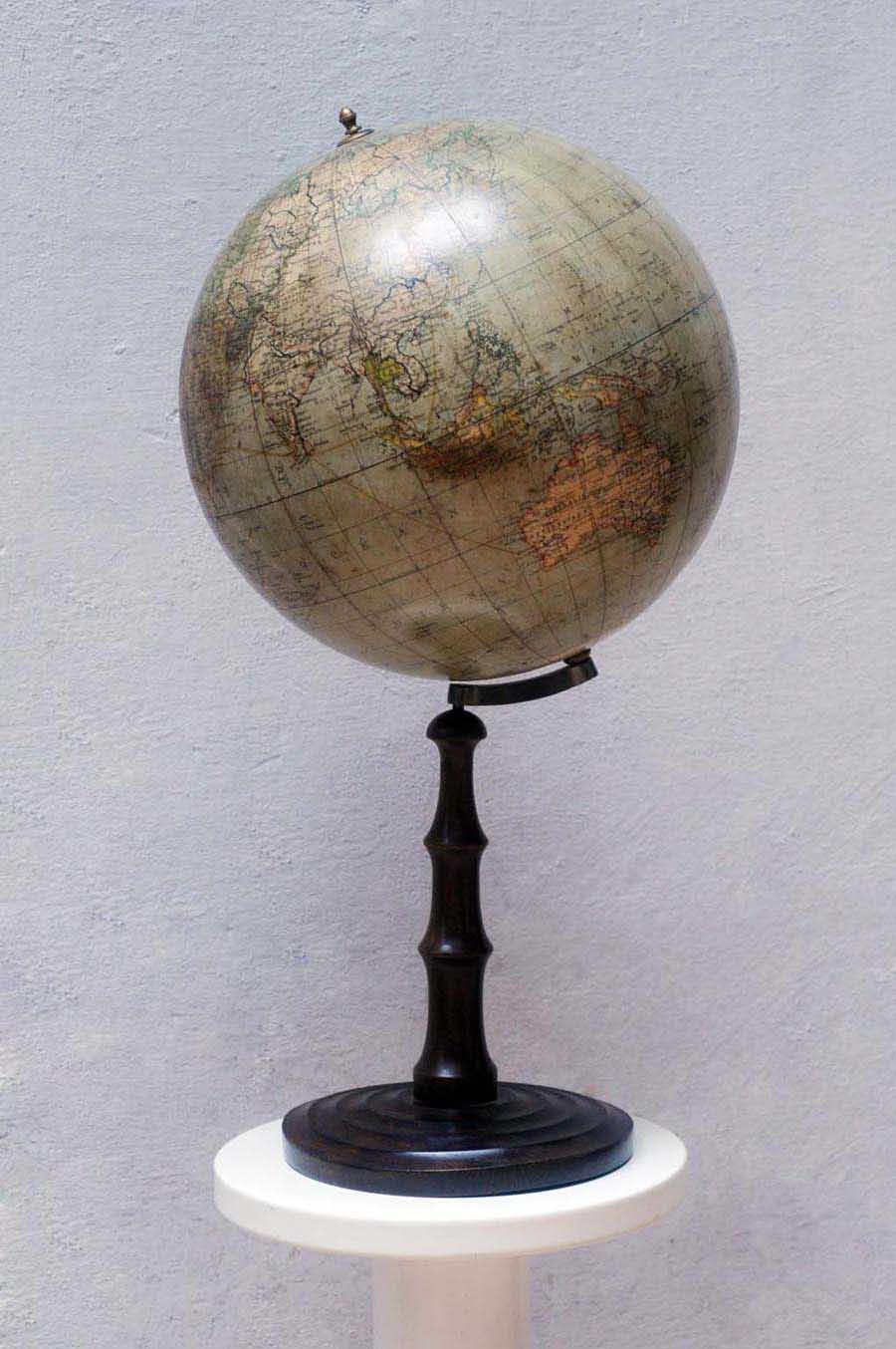 globo-francese-fisico-politico
