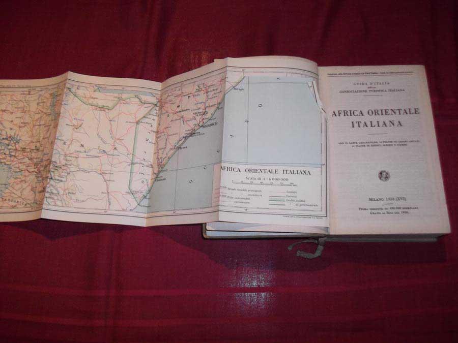 Guida dell'Africa Orientale Italiana - CTI 1938