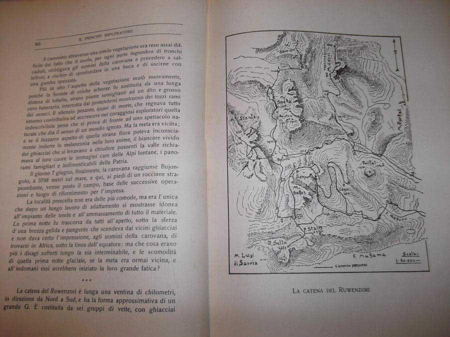 Il Principe esploratore: S.A.R. il Duca degli Abruzzi