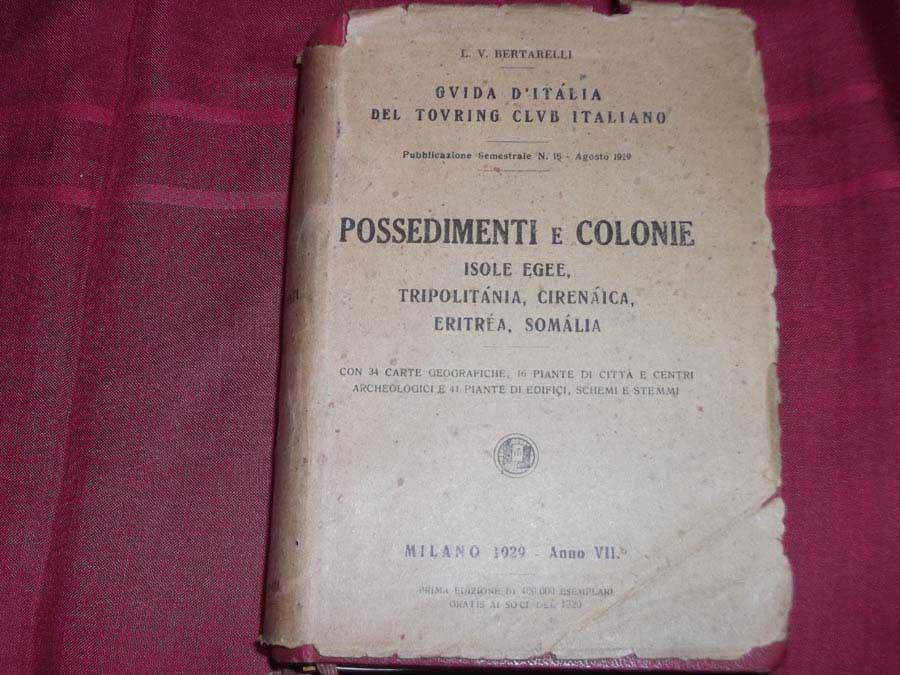 Possedimenti e Colonie